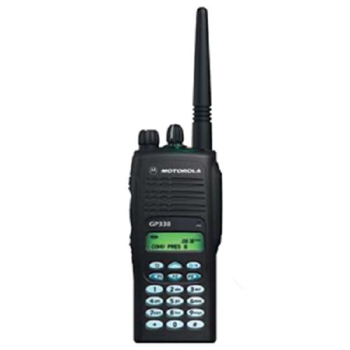 MOTOROLA Handy Talky [GP338 VHF] - Handy Talky / Ht